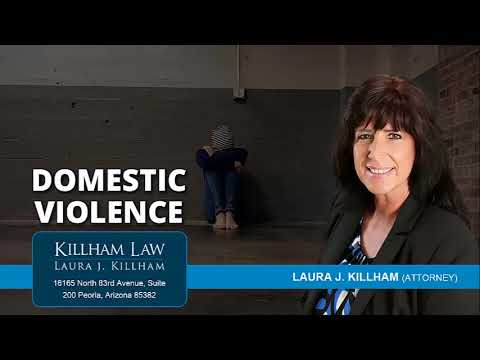 Can Domestic Violence Charges Ever Be Expunged In Arizona? | (623) 428-8203