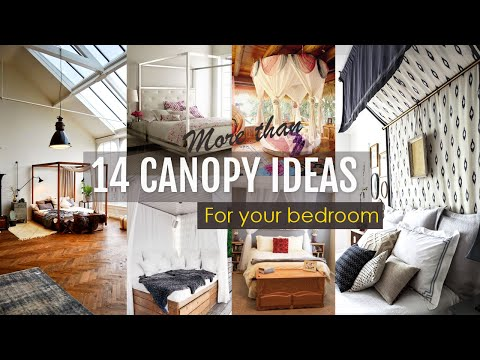 14+ Canopy Bed ideas