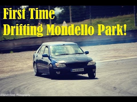 First Time Drifting at Auto Heroes Mondello Park stock is200