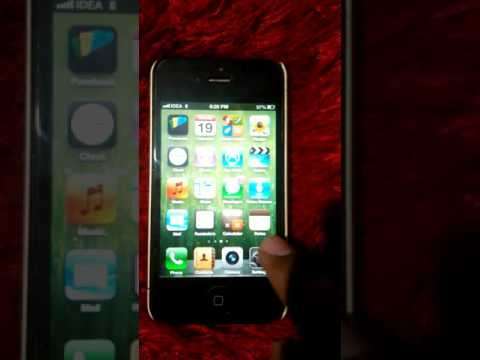 iPhone 4s in 2g OR 3g internet used.