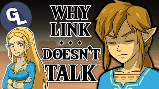 Why Link Doesn't Speak Out Loud