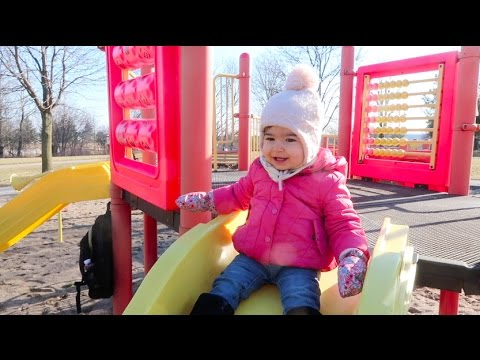 A Beautiful Day at the Park with Adriana | Mr. X Vlog