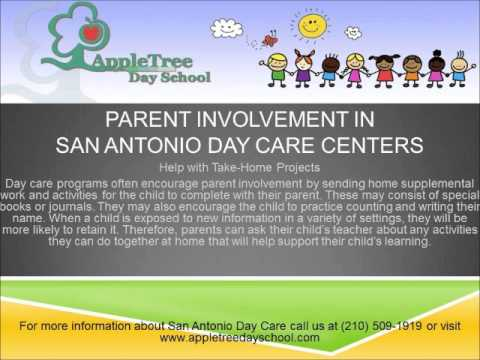 Parent Involvement in San Antonio Day Care Centers