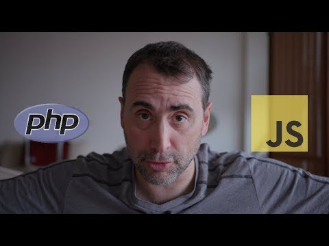 JavaScript or PHP to Build an Ecommerce Site?