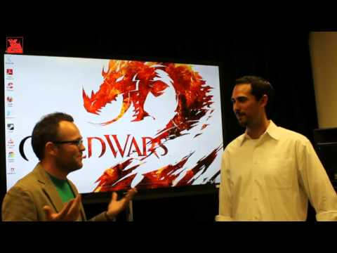 PAX Prime 2013 Exclusive: Guilds Wars 2 - Near-term Future & That Missing Mobile App
