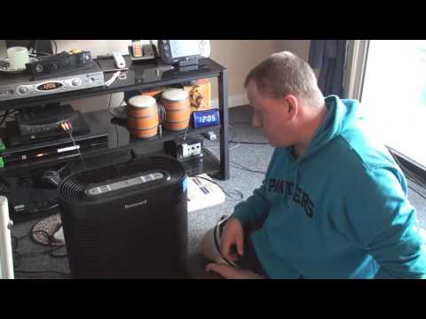 Honeywell  review and prefilter replacement