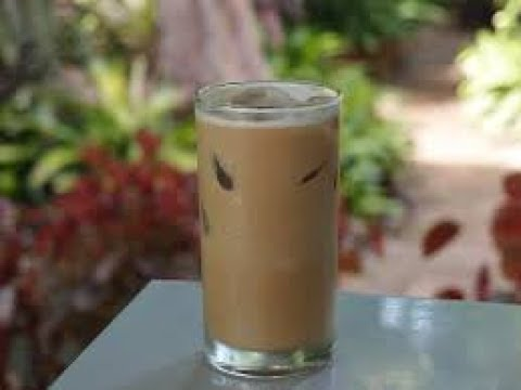 How to make Iced Coffee - Fast Iced Coffee Recipe