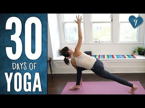 Day 9 - Full Potential Detox Practice - 30 Days of Yoga