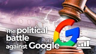 ANTITRUST cases: The key points to the FINES Against GOOGLE - VisualPolitik EN