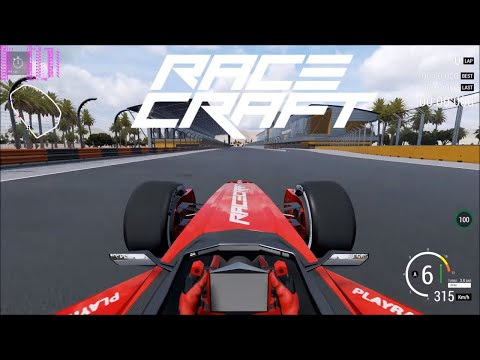 Racecraft Game released