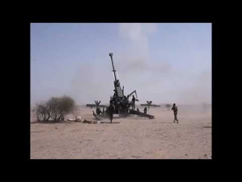 DRDO ATAGS and OFB Dhanush Artillery In Action