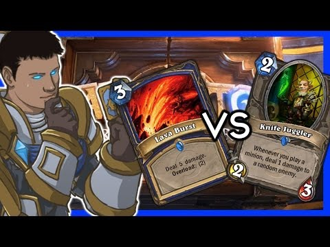 AGGRO vs CONTROL?! Hearthstone Masters Constructed