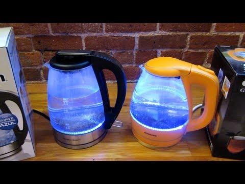 Hamilton Beach vs Ovente | Boiling Water Demo | Model 40865 vs KG83B