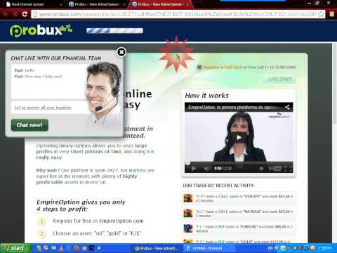 how to create a probux account and earn money(in sinhala language)