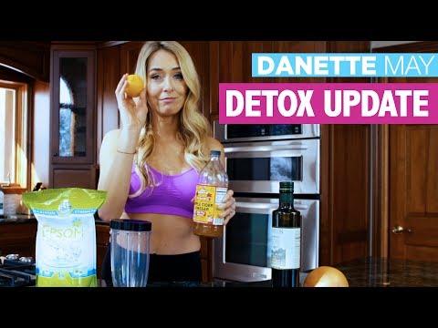 Liver and Gallbladder Flush | Detox Update | Danette May
