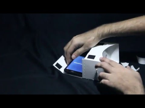 Seek Virtual - XL Google Cardboard Guide (India)