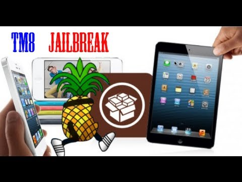 HOW TO JAILBREAK IPHONE 5 IPAD 4 6.1