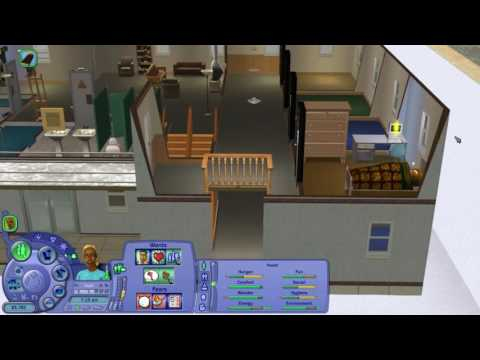 Let's Play The Sims 2 Scholarship Challenge Part 4 (Sophomore to Senior Part 1 of 3)