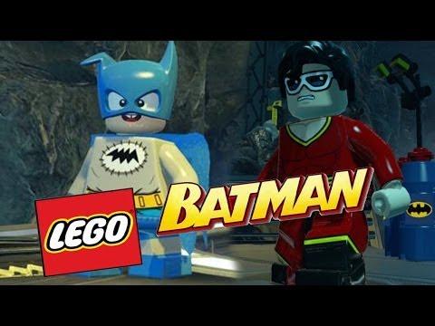 Lego Batman 3 - Batmite, Plastic Man, Justice League (New Photos)