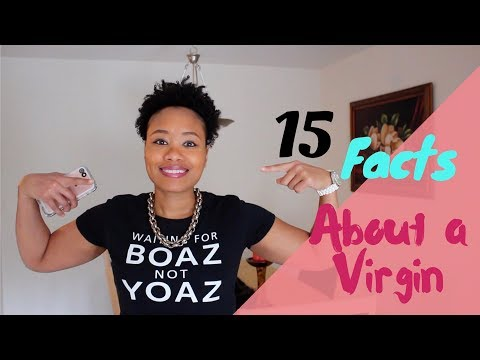 15 Facts About a Virgin
