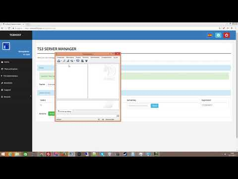 How to create a free TS3 server hosted 24 hours unlimited with custom IP