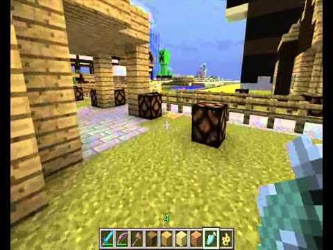 Minecraft 1.2.4 Update Look at