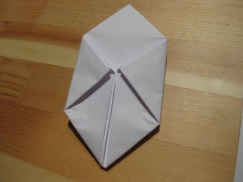 How To Make An Origami (Paper) Balloon