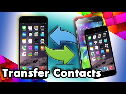 How To Transfer Contacts from iPhone To iPhone Or Android Without Computer