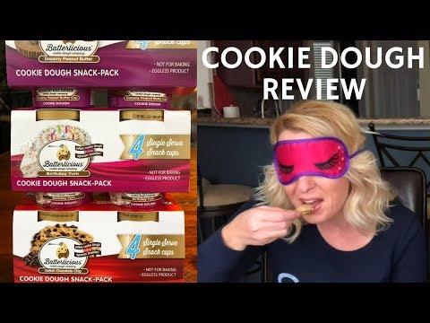 Batterlicious Cookie Dough Review