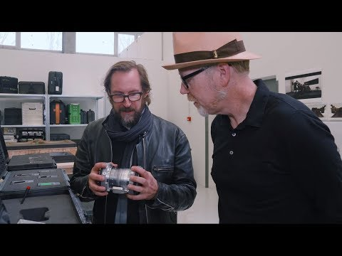 Adam Savage Explores the Props of Blade Runner 2049!