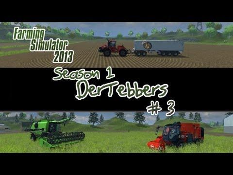 Farming Simulator 2013 - S1E3 - Back in My Day....