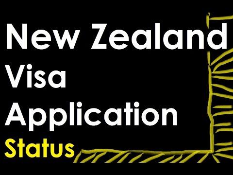 Check NZ Visa Application Status Online
