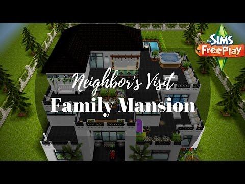 Family Mansion By Antigoni | The Sims FreePlay