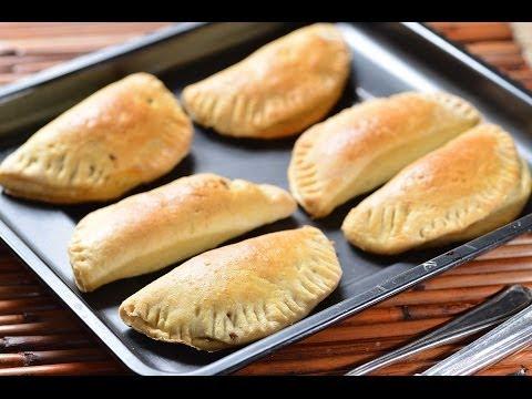 Tuna empanadas - How to make empanadas