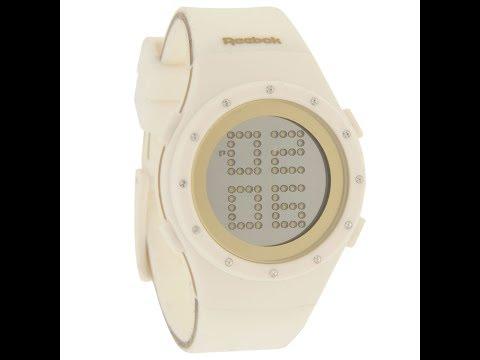 Обзор Часы Reebok Icon Swarovski Crystal Digital Watch