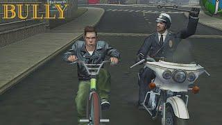 Bully [PS4] Free-Roam Gameplay #2