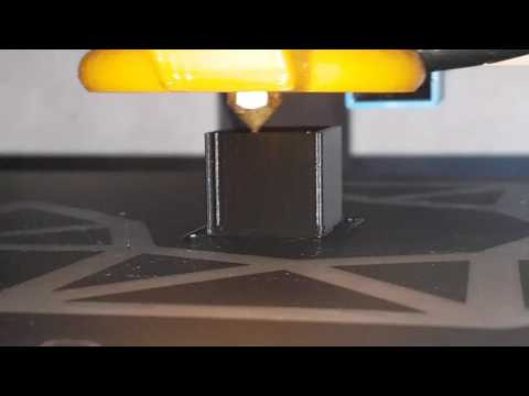 Anet A8 3D printer fast print cube
