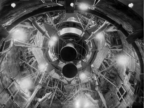How a Titan Nuclear Missile Launch Works