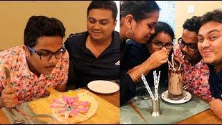 അനിയന്റെ Birthday സർപ്രൈസ് Celebration @ Saras Deli, Thiruvalla