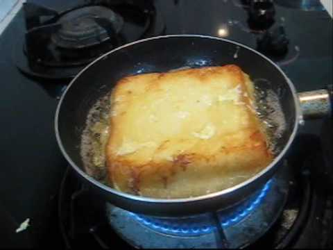 How to make HongKong Style French Toast