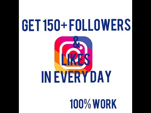 Instagram followers & likes hack