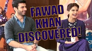 Sonam Kapoor Reveals About Discovering Fawad Khan For Khoobsurat | Freaky Fridays With Devansh Patel