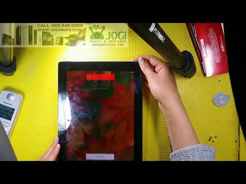 iPad 3 Battery Replacement By JOGi MODS Brampton
