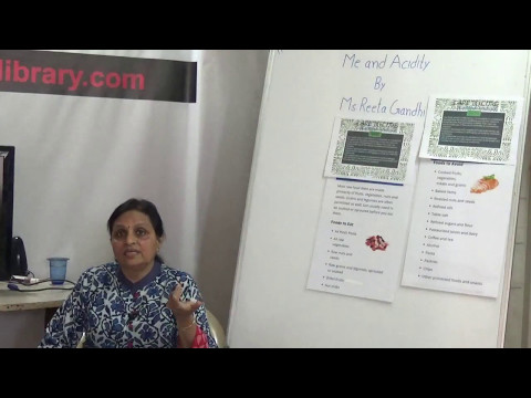Me and Acidity By Ms. Rita Gandhi HELP Talks Video