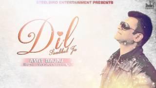 Dil Sambhal Ja - Amit Bajaj Feat. Devotees Insanos || Steelbird Entertainment