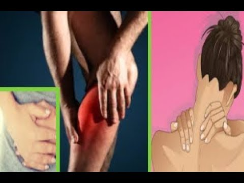 How to Get Rid of Leg, Stomach, Neck and Hand Cramps