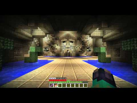 Minecraft: The Chamber Of Secrets (Harry Potter)