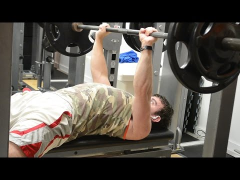 How I Will Increase My Bench Press