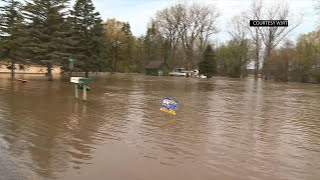 Flooding forces evacuations in Michigan