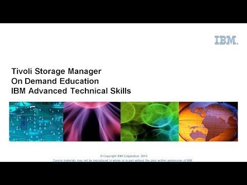 Tivoli Storage Manager (TSM) V5 to V6 Upgrade on AIX